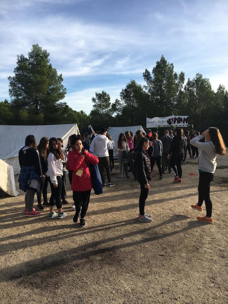 campament refugiats IES SIMARRO (5)