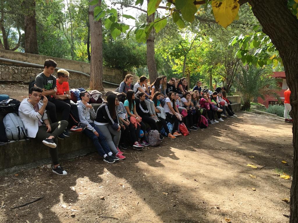 campament refugiats IES SIMARRO 2