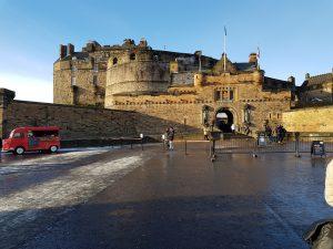 Castell Edimburg