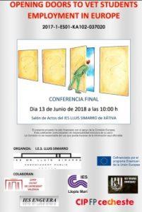 cartell conferència final