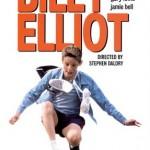 106'. Un niño de 11 años, hijo de minero, cuya vida cambia por completo cuando un día irrumpe en la clase de ballet. Lucha por su sueño.