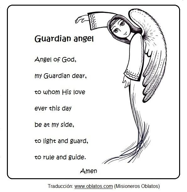 Guardian Angel Departament De Religió