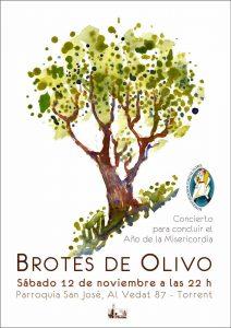 Brotes Olivo