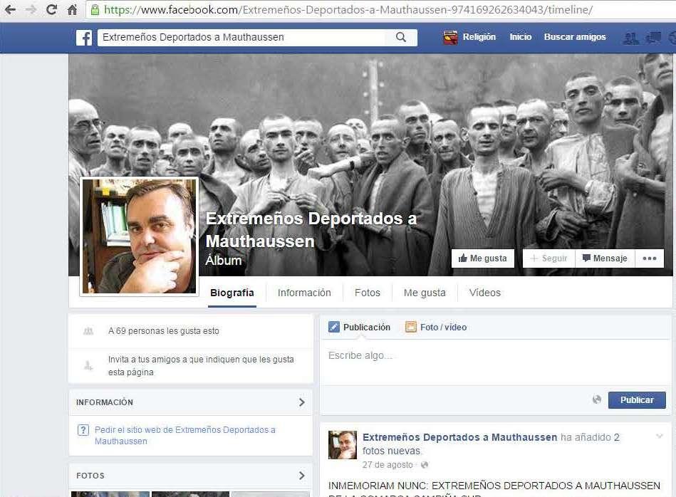 Deportados Extremeños Mauthausen
