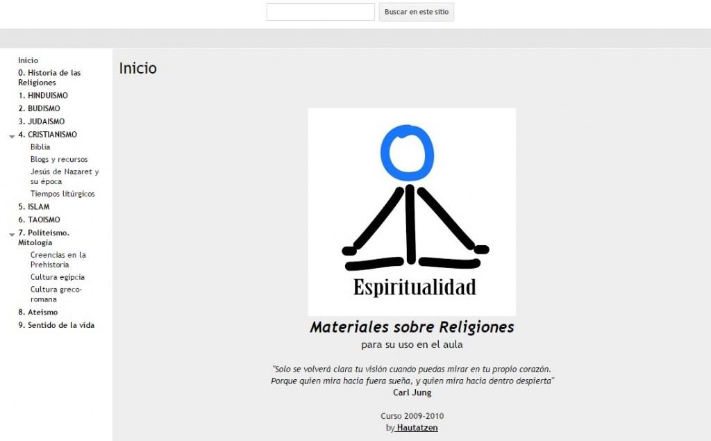 MATERIALES SOBRE RELIGIONES