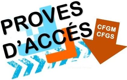 Proves accés 2021