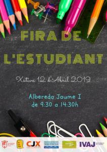 FIRA ESTUDIANT XÀTIVA 2019