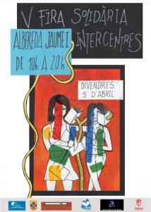 cartell fira solidària xativa 2019